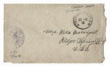 Letter, 23 Oct. 1918, France, to Mrs. Retta Boatwright, Ridge Spring, S.C.