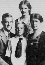 Phillips Family, 1929