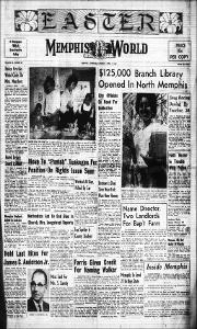 Memphis World, 1961 April 1st