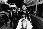 """Free O.J."" protester"