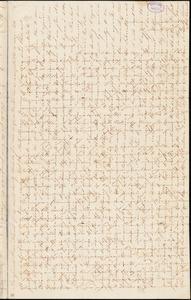 Letter from Sarah Moore Grimkè, Brookline, [Massachusetts], to Elizabeth Pease Nichol, 1837 Dec[ember] 18
