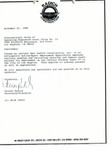 Letter from Radich Construction to the International union of Operating Engineers Local 12