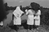 Gospel Singing and Churches: Greenwood, Miss. Outdoor baptism (GCP J-68 #570)