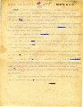 """Annotated article """"Oxford exbulbeck sheffield"""" to Press Reuters, 30 September 1962"""