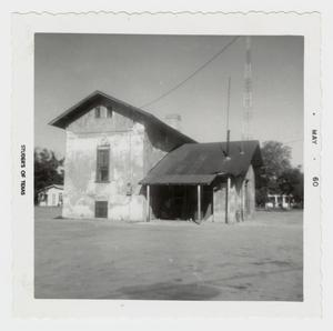 Gilbeau Slave Quarters Photograph #1 Historic Marker Application: Gilbeau Slave Quarters Hill Country Heritage Region Independence Heritage Region