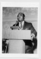 Dunbar Reed at the Third BAN-WYS Conference. Hotel Sonesta, Washington D.C. 1970