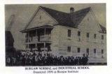 School; Burgaw Normal and Industrial School; Burgaw; NC