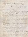 Letter of 1877 July 10
