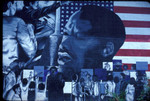 Mural of Dr. Martin Luther King