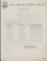 Travel Reimbursement for October 26 - December 4, 1966