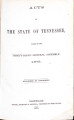 Acts of Tennessee, Chapter 131