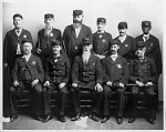 Smithsonian Guard Force, c. 1900