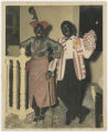 Thumbnail for Actor and actress in blackface at Cabaret Montmartre