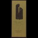 Black artists exhibit, Nov. 3-30, 1968