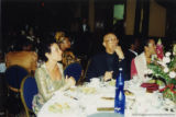 Julie Belafonte and Geoffrey Holder