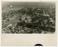 Aerial View of Campus, circa 1920
