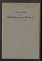 Bulletin of the State Normal School Duluth, Minnesota, Vol. II No. 4, February 1908
