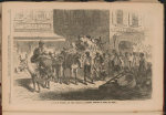 Arrival of freedmen and their families at Baltimore, Maryland - an every day scene