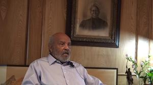 Oral History Interview with Dr. Morris Baker, July 31, 2016