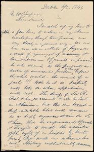 Letter from Richard Allen, Dublin, [Ireland], to Maria Weston Chapman, 6/2 1844