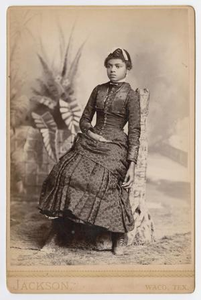 Unknown African American Girl