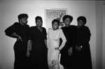 Anita Baker and the Clark Sisters at the BRE Conference, Los Angeles, 1987