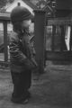 Jasper Wood Collection: Chris Wood in jacket and hat