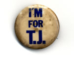 Button, I'm for T.J.