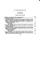 Affirmative action, preferences, and the Equal Employment Opportunity Act of 1995 : hearing of the Committee on Labor and Human Resources, United States Senate, One Hundred Fourth Congress, second session, on S. 1085 ... April 30, 1996
