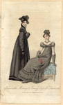 Morning and evening dresses, Winter 1818
