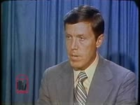 WSB-TV newsfilm clip of a city official blaming Hosea Williams for stirring up racial unrest in Columbus, Georgia, 1971 June 21