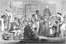 Freedmen's education during Reconstruction