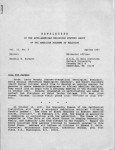 Newsletter of the Afro-American Religious History Group of the American Academy of Religion, vol. 11, no. 2 (Spring 1987)