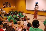Beatrice Birra Storytelling at African Art Museum