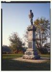 14th Regiment New Jersey Volunteer Infantry Monument, Off Urbana Pike near Railroad Bridge, Frederick, Frederick County, MD