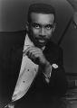 Jazz musician Leon Bates
