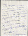 Letter from Sammie M. Rice to Estelle Rice, 2 September 1942