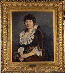 Portait of Mary Elitch Long