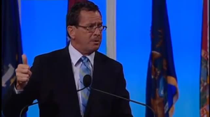 Gov. Dannel P. Malloy at the NAACP 103rd Annual Convention in Houston