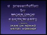 Fiction and Poetry Readings: A Presentation by Workshop Participants, Co-hosted by Imani Um Nommo Writers Workshop (1993)