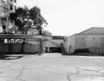 Ambassador Hotel, convention wing and driveway