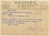 Eugene Avery Adams papers, 1892-1968, folder 10; June 18-July 7, 1951