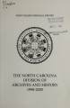 Biennial report of the North Carolina Division of Archives and History [1998-2000]