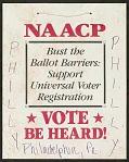 NCAAP, Vote