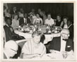American Jewish Congress Delegates dining at Convention with members of the Southern Christian Leadership Conference