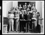 NAACP endorsement photograph, Los Angeles, ca. 1951-1960