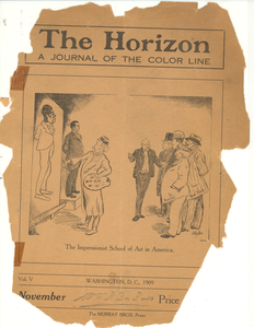 Horizon vol. 5, no. 1