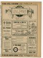 """At Piney Ridge"" theater program, Bijou Opera House, Minneapolis, Minnesota"
