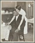 Frauline Alford and Maurice Ellis