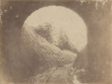 """Eastern Portal - Davistown Tunnel - Georgia Pacific Railway."""